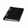 Agenda nedatata 14x21.2cm coperta PR10 negru, EGO Porto