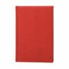 Agenda nedatata 16x23.5cm coperta PI11 rosu, EGO Ideal