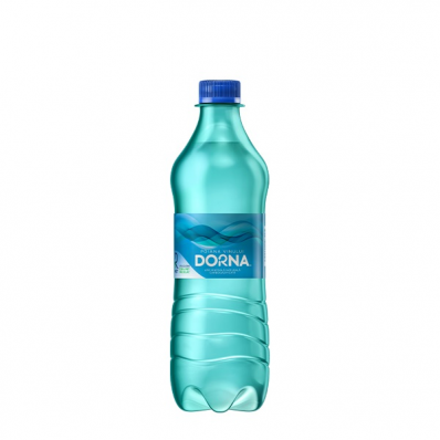 Apa minerala carbogazoasa 2 litri 6 buc/bax, DORNA Poiana Negri
