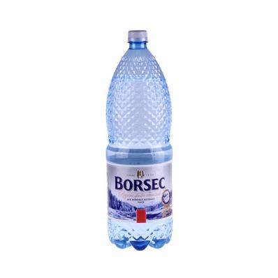 Apa minerala plata 2 litri 6 buc/bax, BORSEC