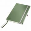 Caiet A5 80 file dictando coperti flexibile fistic, LEITZ Style