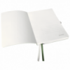 Caiet A5 80 file matematica coperti flexibile fistic, LEITZ Style