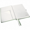 Caiet A5 80 file matematica coperti rigide fistic, LEITZ Style