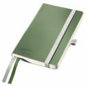 Caiet A6 80 file dictando coperti flexibile fistic, LEITZ Style