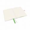Caiet A6 80 file dictando coperti rigide alb, LEITZ Complete