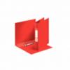 Caiet mecanic A5 2 inele 35mm PVC rosu, ESSELTE Standard Vivida