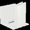 Caiet mecanic cu buzunar A5 2 inele 25mm alb, ESSELTE Panorama