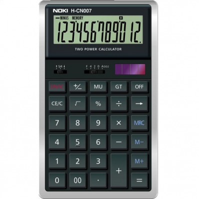 Calculator de birou 12 Digits, NOKI HCN007