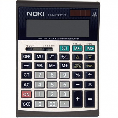 Calculator de birou 12 Digits, NOKI HMS003
