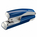 Capsator 24/6 30 coli capsare plata albastru, LEITZ 5505