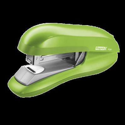 Capsator 24/6 30 coli capsare plata verde deschis, RAPID F30