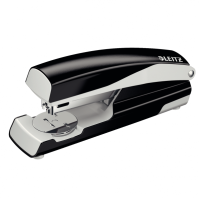 Capsator 24/6 30 coli negru, LEITZ 5502