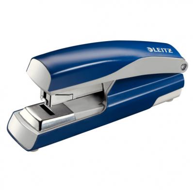 Capsator 24/6 40 coli albastru, LEITZ 5523