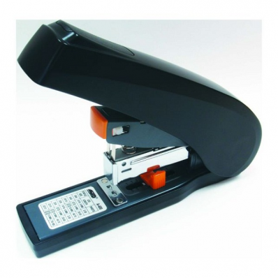 Capsator 24/6 40 coli negru, NOKI Easy Touch A400