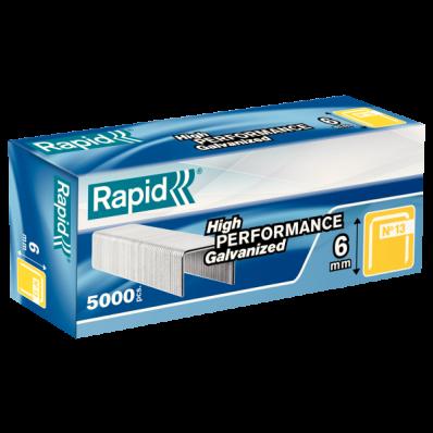 Capse taker 13/6 1000 buc/cut, RAPID R23