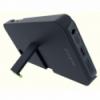 Carcasa cu stativ iPhone 5 neagra, LEITZ Complete