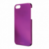 Carcasa iPhone 5 roz metalizat, LEITZ WoW Complete