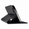 Carcasa slim folio iPhone 6 neagra, LEITZ Complete