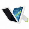 Carcasa tableta cu filtru de confidentialitate landscape pentru iPad mini alba, LEITZ Complete Privacy