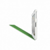 Carcasa tableta cu stativ si capac pentru noul iPad/iPad 2 alb, LEITZ Complete