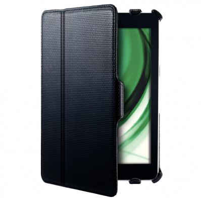 Carcasa tableta grip cu capac pentru iPad mini neagra, LEITZ Complete Tech Grip