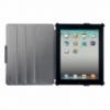 Carcasa tableta grip cu capac pentru noul iPad/iPad 2 neagra, LEITZ Complete Tech Grip
