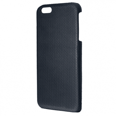 Carcasa tip smart grip iPhone 6 neagra, LEITZ Complete Plus