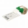Cartus cu etichete din hartie banda continua 61mm x 22m alba cu adeziv permanent, LEITZ Icon