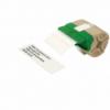 Cartus cu etichete din hartie pretaiate 28x88mm albe 690 buc cu adeziv permanent, LEITZ Icon