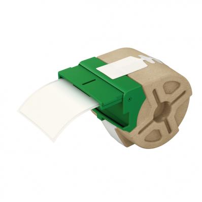 Cartus cu etichete din hartie pretaiate 59x102mm albe 225 buc cu adeziv permanent, LEITZ Icon
