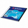 CD-R 700Mb 52x slimcase, VERBATIM Extra Protection