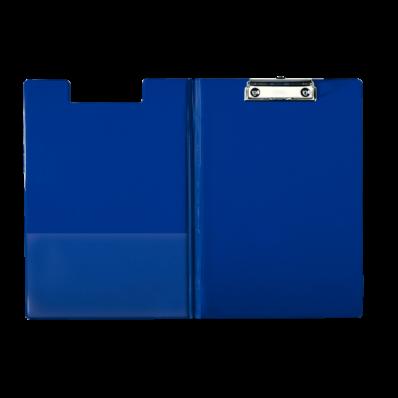 Clipboard dublu PP albastru, ESSELTE