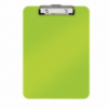 Clipboard simplu PS verde metalizat , LEITZ WoW