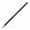 Creion grafit 8B, FABER-CASTELL Castell 9000